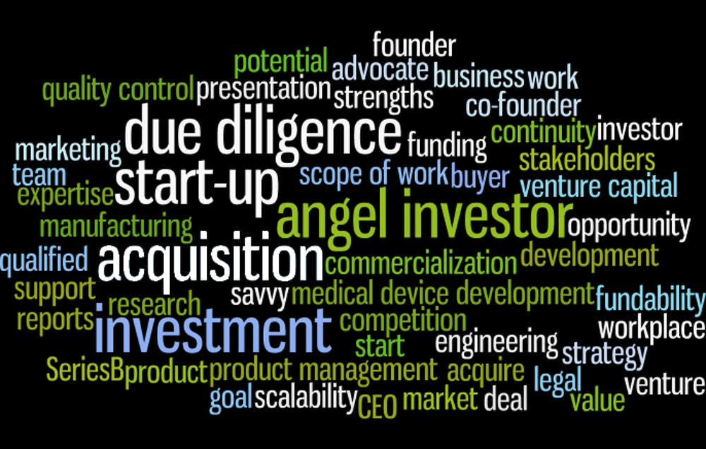 Due Diligence: Funding & Acquisition of Your Medical Device Company