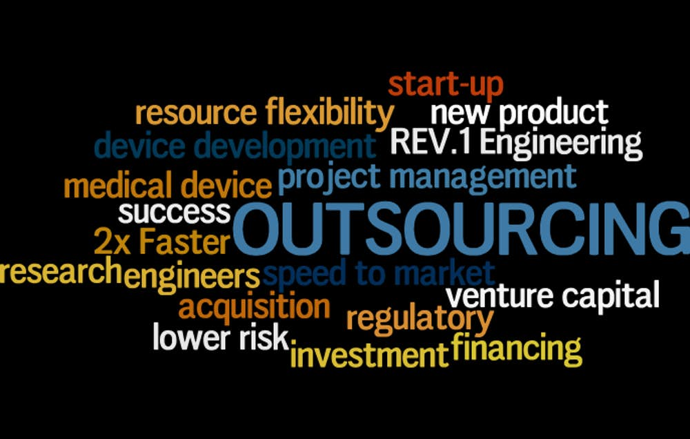Medical Device R&D: The New Outsourcing Paradigm